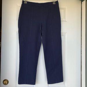 Isaac Mizrahi Live Stretch Pull-on Pants - size 14